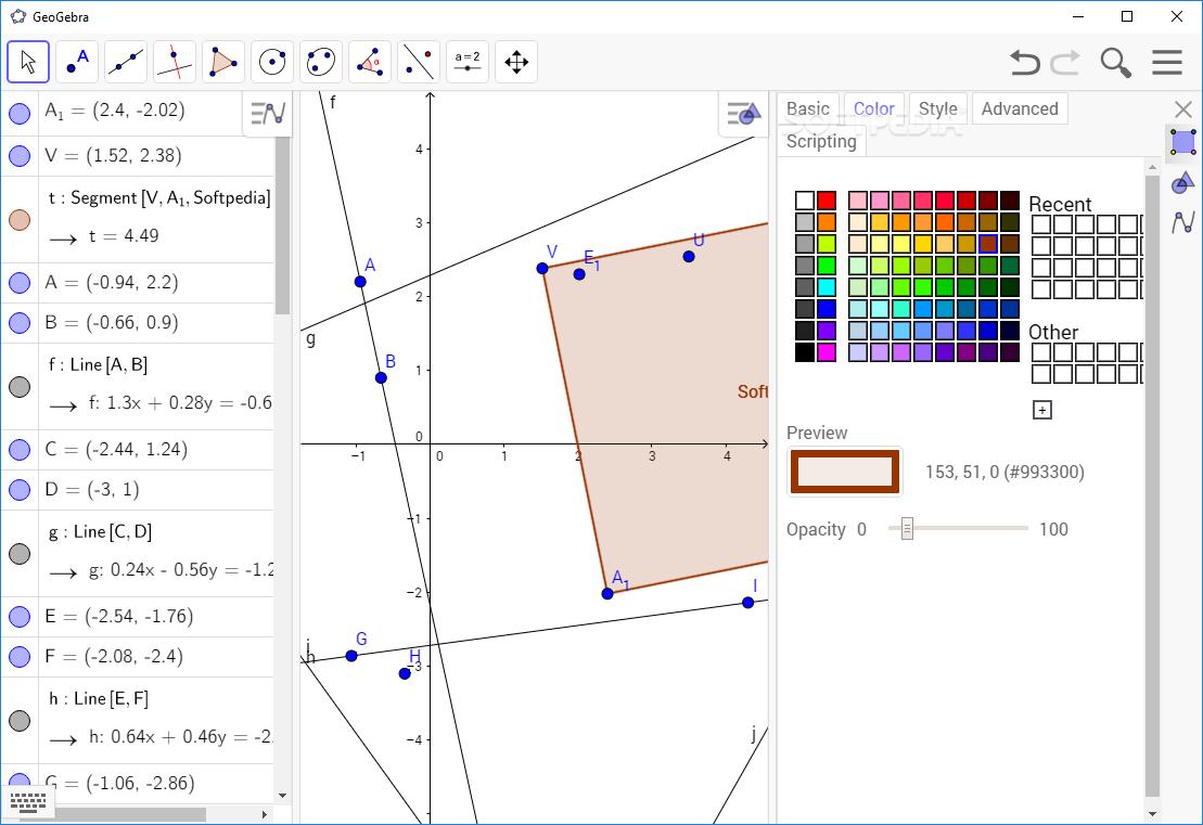 GeoGebra Crack + Serial Key Latest Version 2021