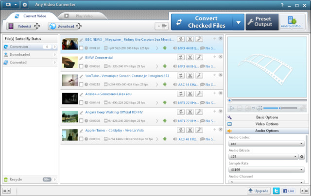Any Video Converter Free 7.1.1 with Keygen