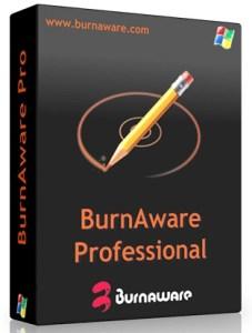 BurnAware Professional 14.3 Crack + Serial Key Full Version 2021