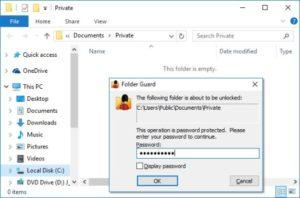 Folder Guard 21.4.0 Crack + License Key Free Download [2021]