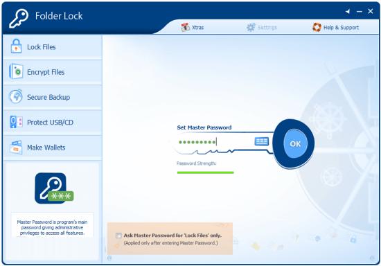 Folder Lock 7.8.5 Crack With Serial Key Full Free Download