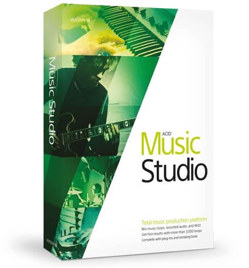 ACID Music Studio 11.0.10.21 Crack + Serial Key 2021 [Latest]