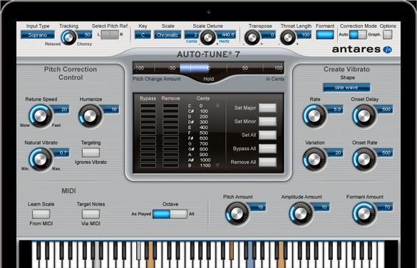Antares AutoTune Pro 9.2.1 Crack + Serial Key 2021 Download