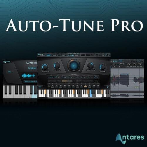 Antares AutoTune Pro 9.2.1 Crack With Serial Key 2021 [Latest]
