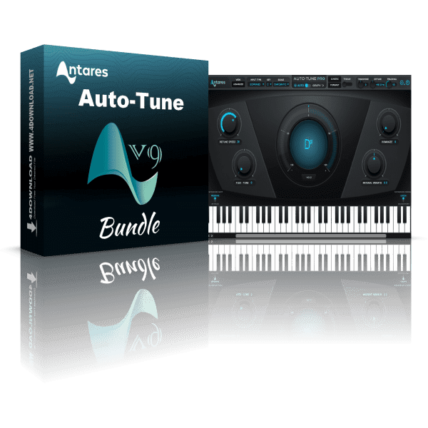 AutoTune Artist Crack 9.2.1 Mac Full Torrent Download