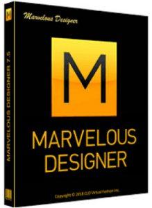 Marvelous Designer 10.6.0.531 + Crack (Latest Version)Free