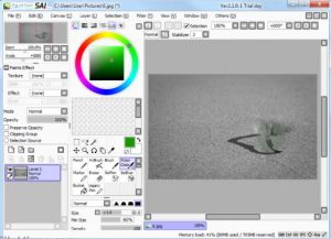 PaintTool SAI Crack 1.2.5 Full Version + Activation Code Free Download [2021]