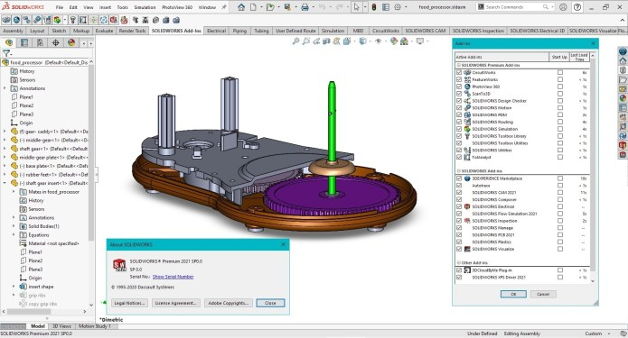 SolidWorks 2021 Download Full Version with Key & Patch Free