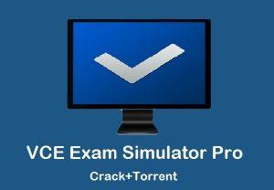 VCE Exam Simulator 2.8 Crack + License Key (Torrent) Free Download