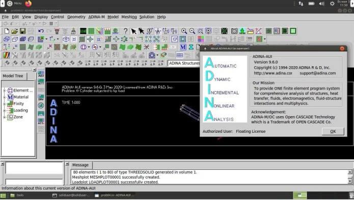 ADINA System 9.7.2 Crack latest Version Free Download 2021