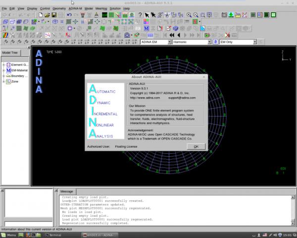 ADINA System 9.7.2Crack With License Key [ Latest Version ] 2021