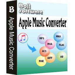 Boilsoft Apple Music Converter 6.9.1 Crack + Serial Key [Latest]