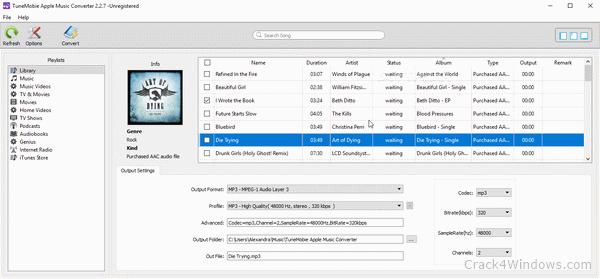 Boilsoft Apple Music Converter Crack + Keygen 2021 Updated Version