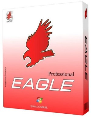 CadSoft EAGLE Pro Crack 9.6.8 + Key Full Download [Keygen] 2021
