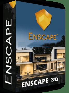 Enscape 3D Crack 3.1.0 + Patch Full Torrent Free Download [Updated Version]