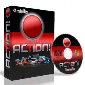 Mirillis Action 4.20.0 Crack + Serial Key Full Version [Latest] 2021