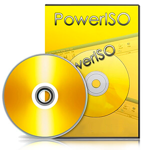 PowerISO Crack 8.0 Crack With Serial Key 2021 [Latest]
