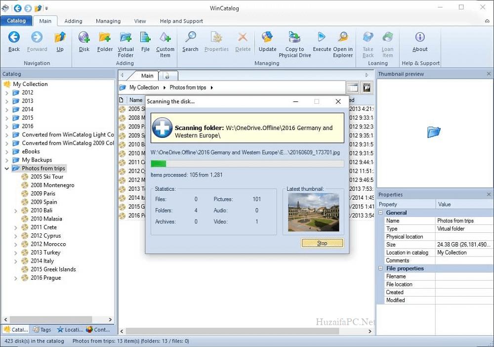 WinCatalog 2021 Crack + Product Key Free Download (100% Working) Latest