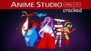 Anime Studio Pro 14 Crack + Serial Key Free Full Set Download