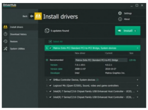 DriverHub 1.2.0 3148 With Full Crack + Key Download Latest Version