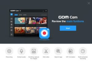 Gom Cam With Full Crack + Patch Free Download [Latest Version]
