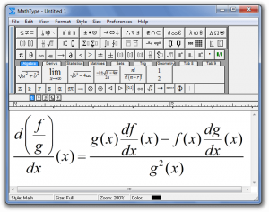 MathType 7.4.8.0 With Full Crack + Patch Free Download [Latest Version]