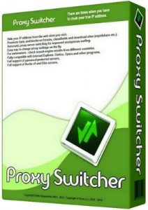 Proxy Switcher Pro 7.2.0 Crack + Serial Key Full Download [Updated Version]