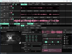 Resolume Arena 7.4.1 Crack + License Patch Full Version [Updated] 2021