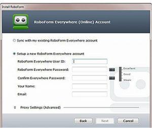 RoboForm Pro 10 Crack + Activation Code Free Download [2021]