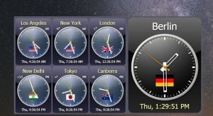 Sharp World Clock 9.3.5 With Full Crack + Patch Free Download Latest [Version]
