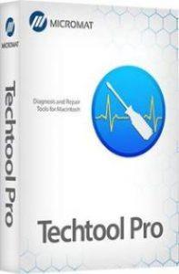 TechTool Pro 14.0.2 Crack + License Key Full Download (100% Working) 2021