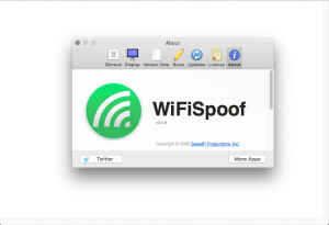 WiFiSpoof 3.5.9 Crack + License Key Full Download [Updated Version]