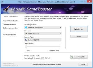 ChrisPC CPU Booster Crack With Activation Code Complete Download (100% Working)