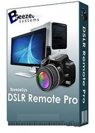 DSLR Remote Pro 3.15.5 Crack With License Key Full Download [Updated Version]