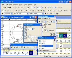 FontLab Studio Crack With Full Download + 100% Working [Updated 2021]