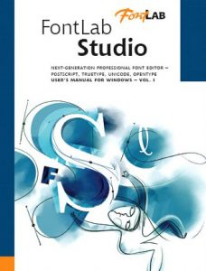 FontLab Studio Crack With License Key Free Download [Latest Version 2021]