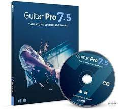 Guitar Pro 7.5.5 Crack + License Key Full Version [Updated 2021]