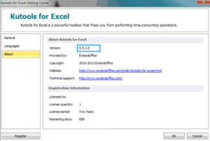 KuTools for Excel 25.00 Full Crack + Patch Free Download [Version]
