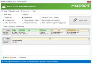 Macrorit Data Wiper 4.7.6 Crack With Activation Key Full Version [Updated 2021]
