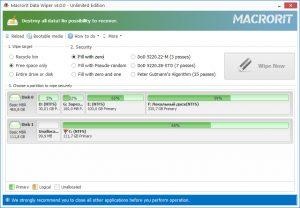 Macrorit Data Wiper Crack With Keygen Complete Version Download [Unlimited Edition] 2021