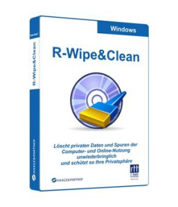 R-Wipe & Clean 20.0 Crack Build 2330 With Serial Key Full Download [Updated] 2021