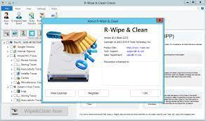 R-Wipe & Clean 20.0 With Full Crack + Key Free Download Latest [Version]