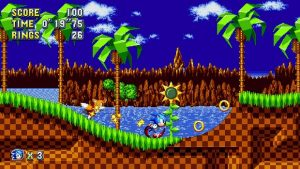 Sonic Mania PC With Full Crack + Patch Free Download Latest Version