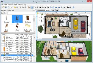 Sweet Home 3D 6.6 Crack With Torrent Full Download (100% Working)