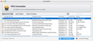 UninstallPKG 1.1.9 Full Crack Mac + Patch Free Download