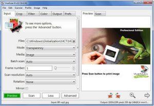 VueScan Pro Crack 9.7.65 Keygen Full Version License Key [2021]