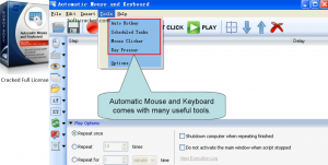 Automatic Mouse and Keyboard Crack With License Code Download [Updated]