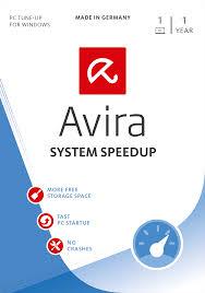 Avira System Speedup Pro 6.11.0.11188 Crack With License Key Full Download [Updated Version]