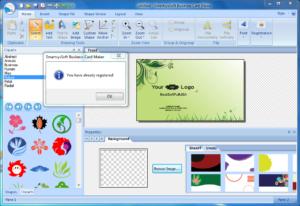 Business Card Maker Crack With Keygen Complete Version Download 2022