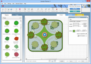 Garden Planner 3.7.98 Crack With Serial Key Full Download [Updated Version]